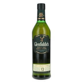 Glenfiddich-Pure-Malt-Scotch-12-Años