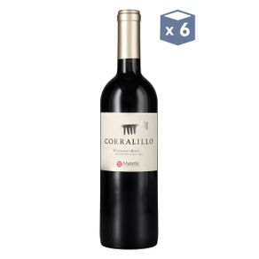 Matetic-Corralillo-Winemaker-S-Blend